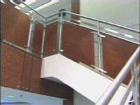 Detail of stairway